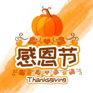 感恩节活动